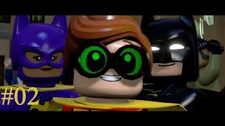 Lego Dimensions - Batman Il Film - Tutti i filmati in italiano Pt.2
