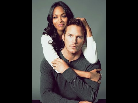 Best Moments of Chris Pratt and Zoe Saldana