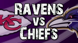 Breaking down Ravens vs Chiefs against the spread