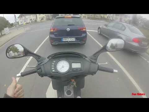 Mein täglicher scheiß auf dem Roller #8 //Piaggio nrg // gopro hero4//Hannover