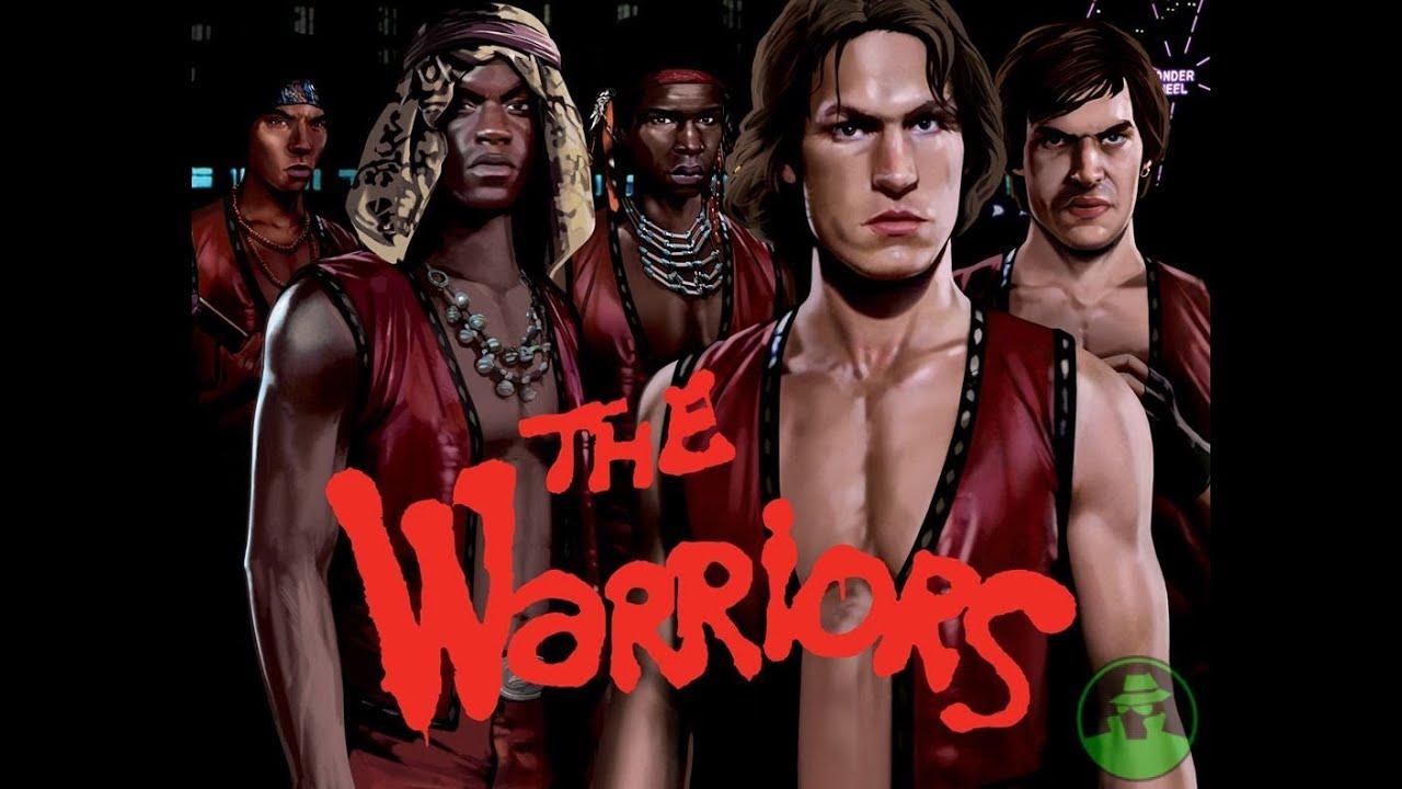 the warriors vs the baseball furies youtube