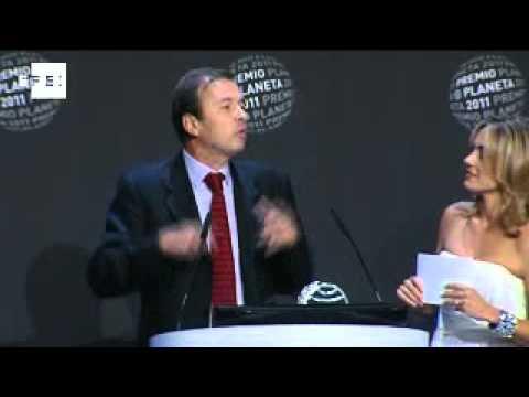 Javier Moro, un superventas que debuta en el Premio Planeta