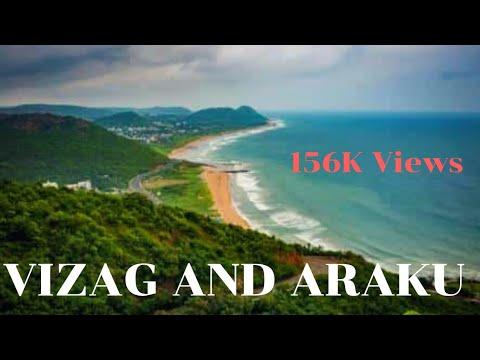 Vizag ( Visakhapatnam ) , Araku Valley Tour