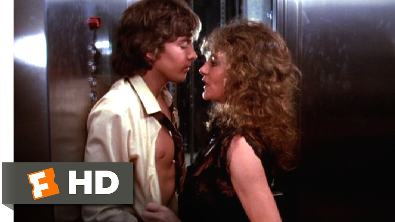 Download Class (1983) - Love in an Elevator Scene (5/11) | Movieclips