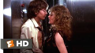Class (1983) - Love in an Elevator Scene (5/11) | Movieclips