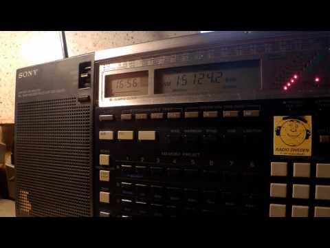 12 08 2016 China Radio International in Arabic to CEAf 1656 on 15124 Bamako, instead of 15125