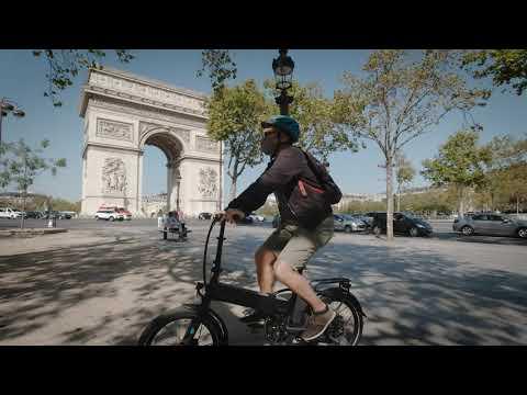 Legend Monza   Vélo électrique pliant   Legend eBikes