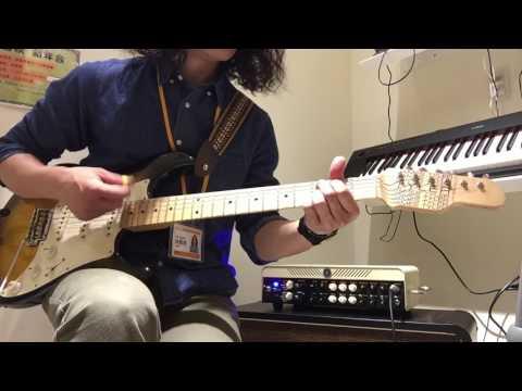 ソリッドチャンネル YAMAHA THR100H Dual Beeギター教室新宿校 林先生 による演奏