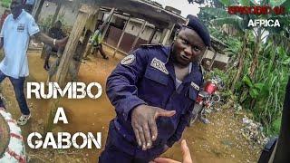 CONTROL RUTINARIO EN CAMERÚN | Vuelta al mundo en moto | África #61