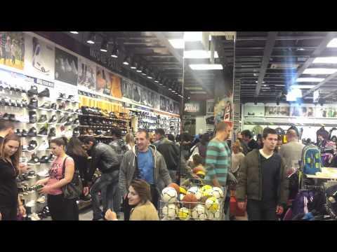Sport Vision Usce Grazia Shopping Night
