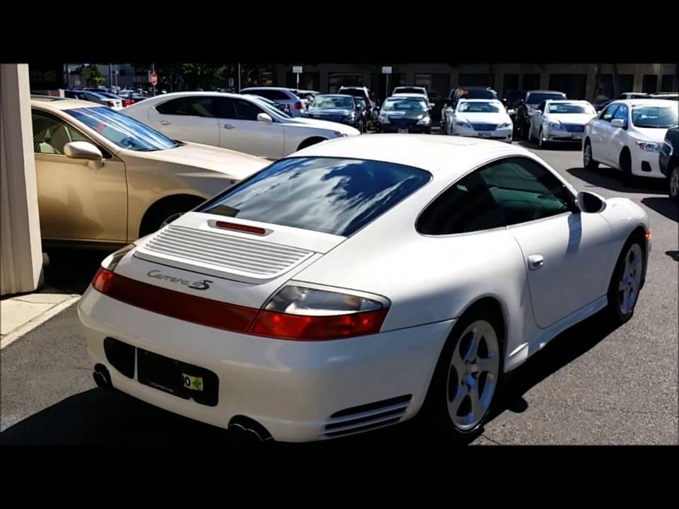 2004 Porsche Carrera 4s Youtube