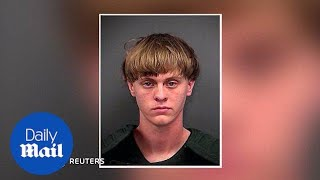 Jury finds Charleston Church shooter Dylann Roof guilty - Daily Mail