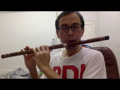 7 How To Play The Dizi : Notes Of The First Octave