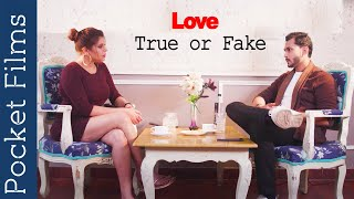 Hindi Short Film -  Love True or Fake | A husband and wife's relationship story