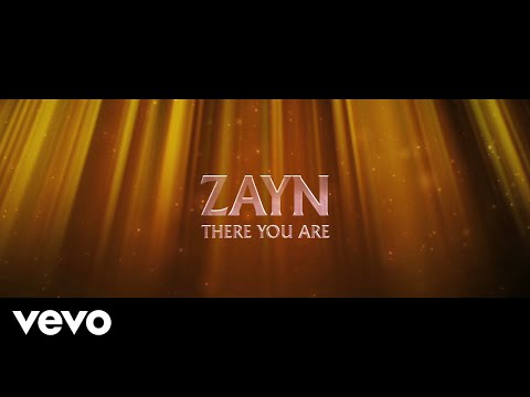 download ZAYN - There You Are (Lyric Video)