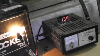 Полезно ВСЕМ! Как проверить  регулятор напряжения генератора!(Таким же образом можно проверить большинство Реле Регуляторов.Если при подключении лампа все время горит..., 2016-02-26T17:45:55.000Z)