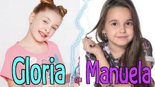 GLORIA VS MANUELA - Kids united vibes