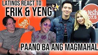 "Download Latinos react to Yeng and Erik perform ""Paano Ba Ang Magmahal"" LIVE on Wish 107.5 Bus| REACTION"