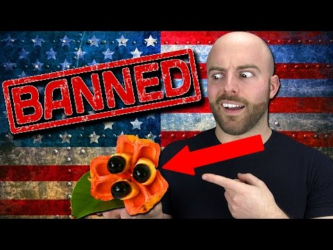 10 Things That Are BANNED in America!