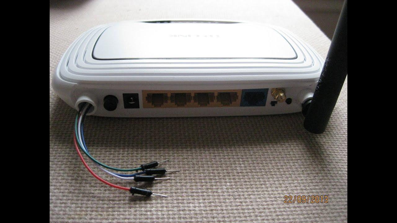 Как установить и настроить роутер TP-Link TL WR841N последней .
