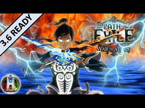 [3.5] Wild Strike Build - Raider Ranger - Path of Exile War For The Atlas - Betrayal