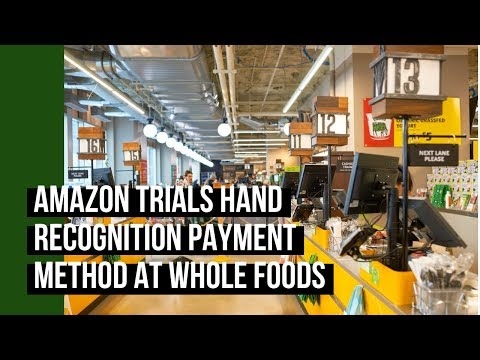 None - Amazon wants to scan your hand for payment