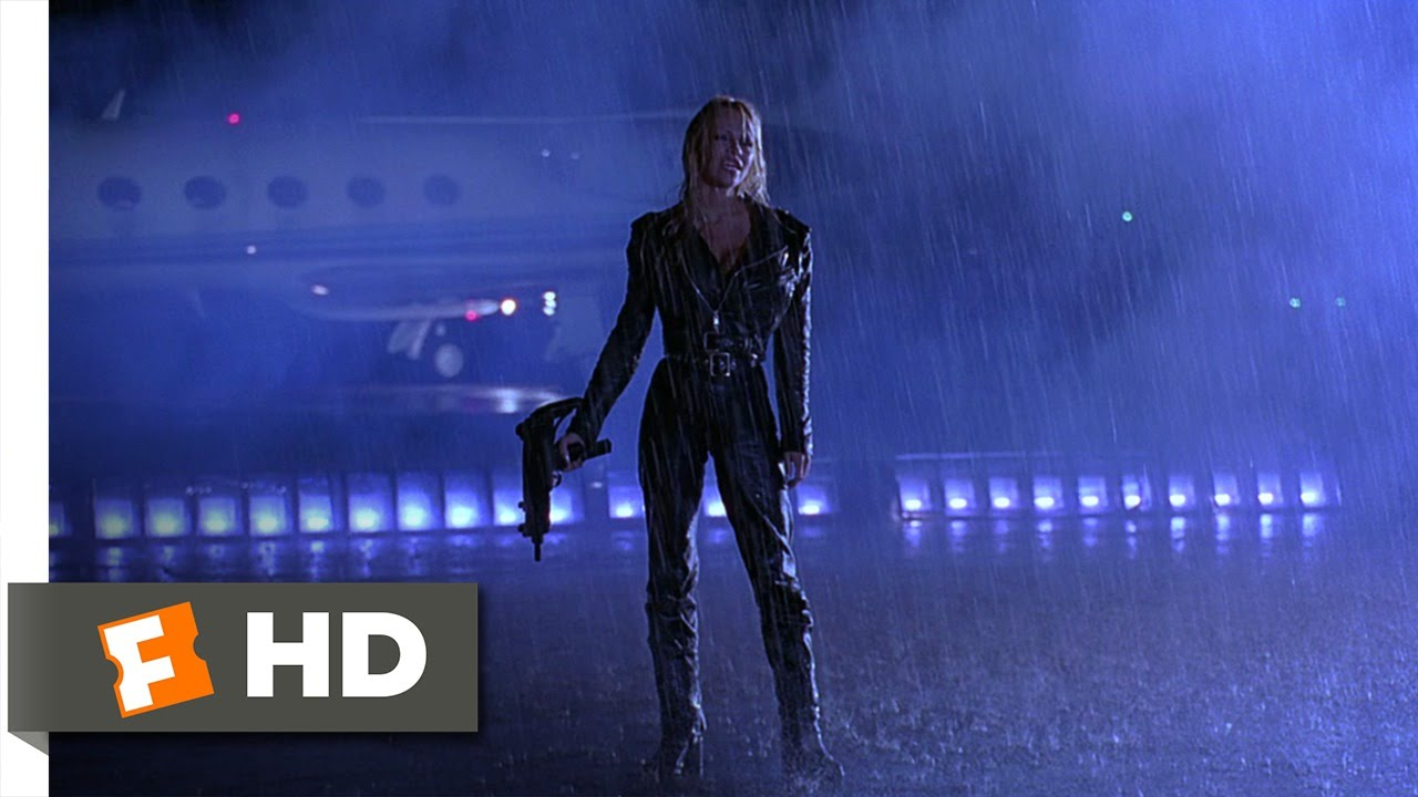 Barb Wire (10/10) Movie CLIP - The Beginning of a Beautiful ...