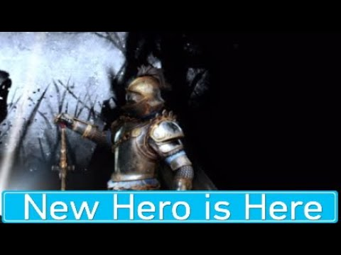 New Hero is the Warmonger | For Honor |