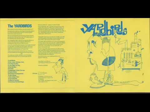 The Yardbirds - Roger the Engineer - Full Album