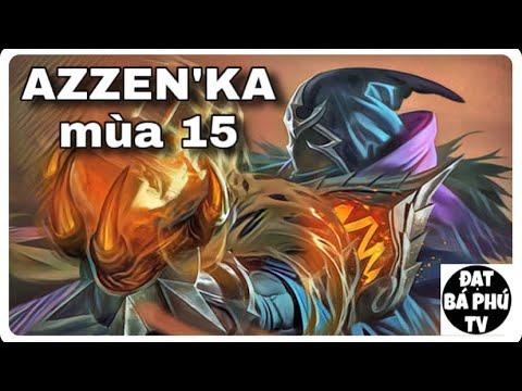 Liên quân Mobile | AZZEN'KA mùa 15 | SÁT THỦ PHÉP ❤️