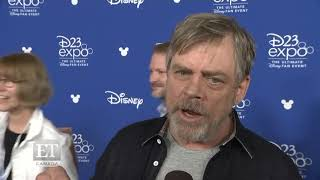 "Star Wars: The Last Jedi"" At D23 Expo"