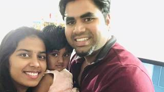 Tamil USA Daily Routine Vlog/A Day in a stay at home mom's life with a 20 month old