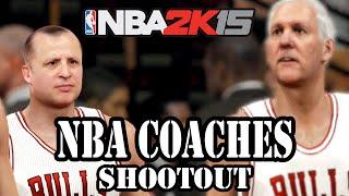 Team NBA Coaches vs NBA All Stars - 2K15 Mod HD 1080P