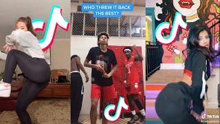 TikTok Throw It Back Challenge 2020 😳😜