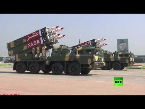 الدبابات والصواريخ  والنساء في لباس الحرب.. شاهد العرض العسكري في باكستان  - نشر قبل 3 ساعة