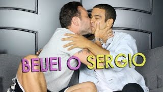 Beijei meu boy crush Sérgio Malheiros #HotelMazzafera