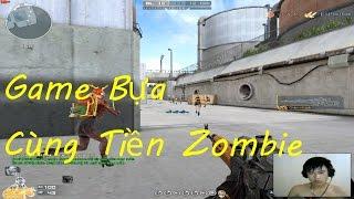 [ Bình Luận CF ] Game Bựa Ngã Tư Tử Thần - Tiền Zombie v4