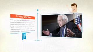All About Bernie Sanders - US Presidential Election 2016  | Republican Candidate