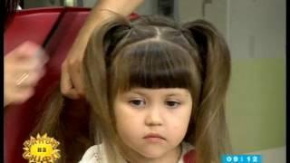 як зробити зачіску маленьку дівчинку