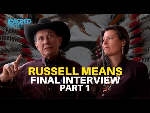 Russell Means Final   The Sacred Feminine and Gender Roles