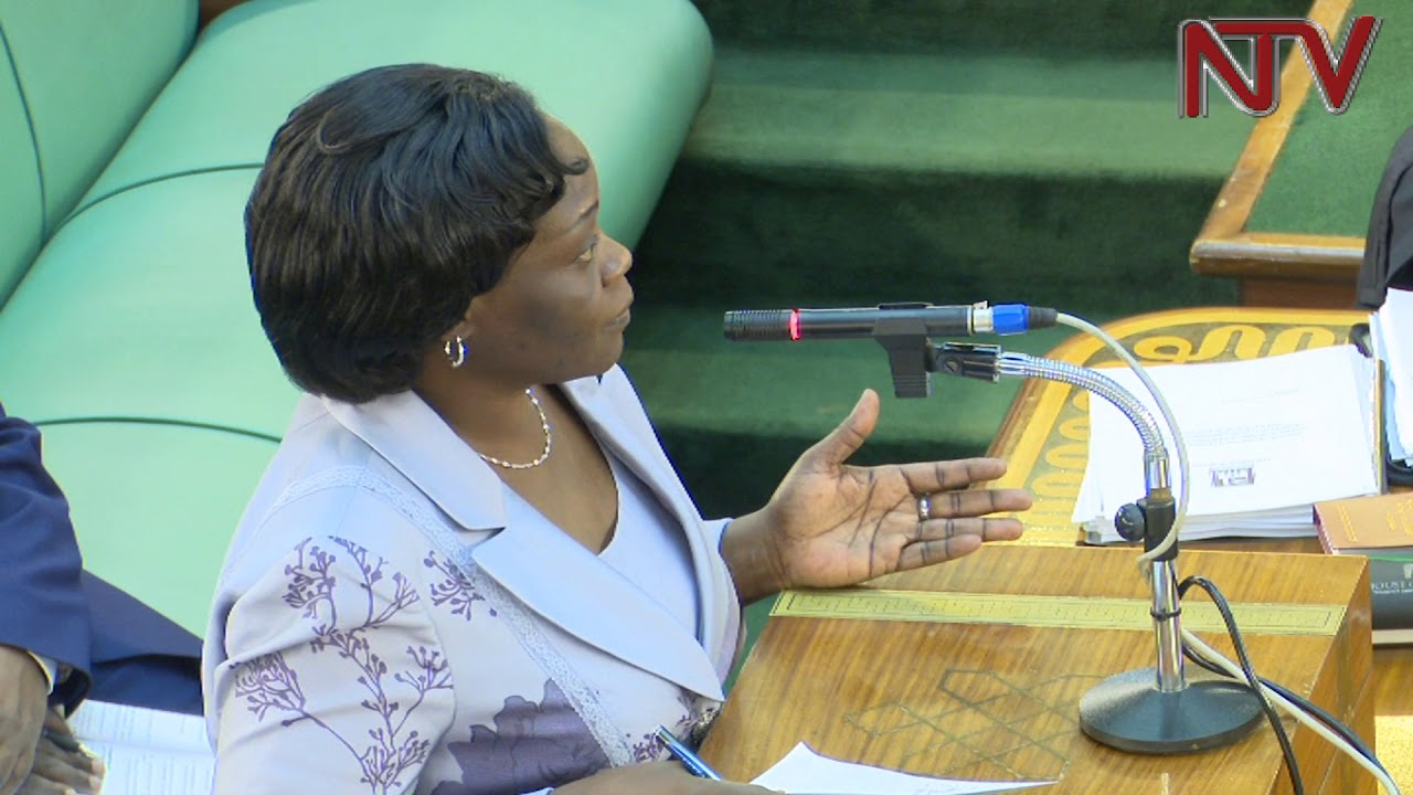 ARV drugs being used to fatten livestock - Minister Sarah Opendi claims
