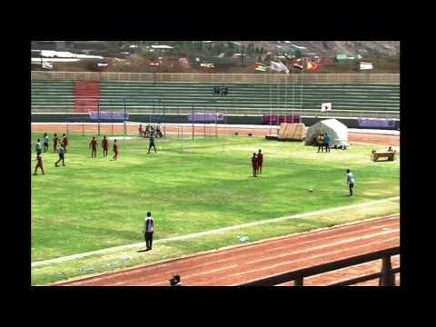 Addis Ababa University(white) 5 VS 4 Wolaita Sodo University