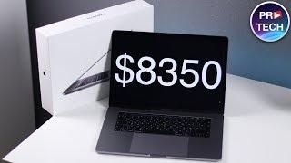 """Обзор MacBook Pro 15"""" 2018 на Core i9 за $8350: обзор и опыт использования"""