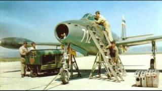 SFRJ Ratno Vazduhoplovstvo (SFRY Air Force) 1945-1991