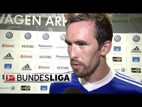 Schalke Interviews After Wolfsburg Hammering