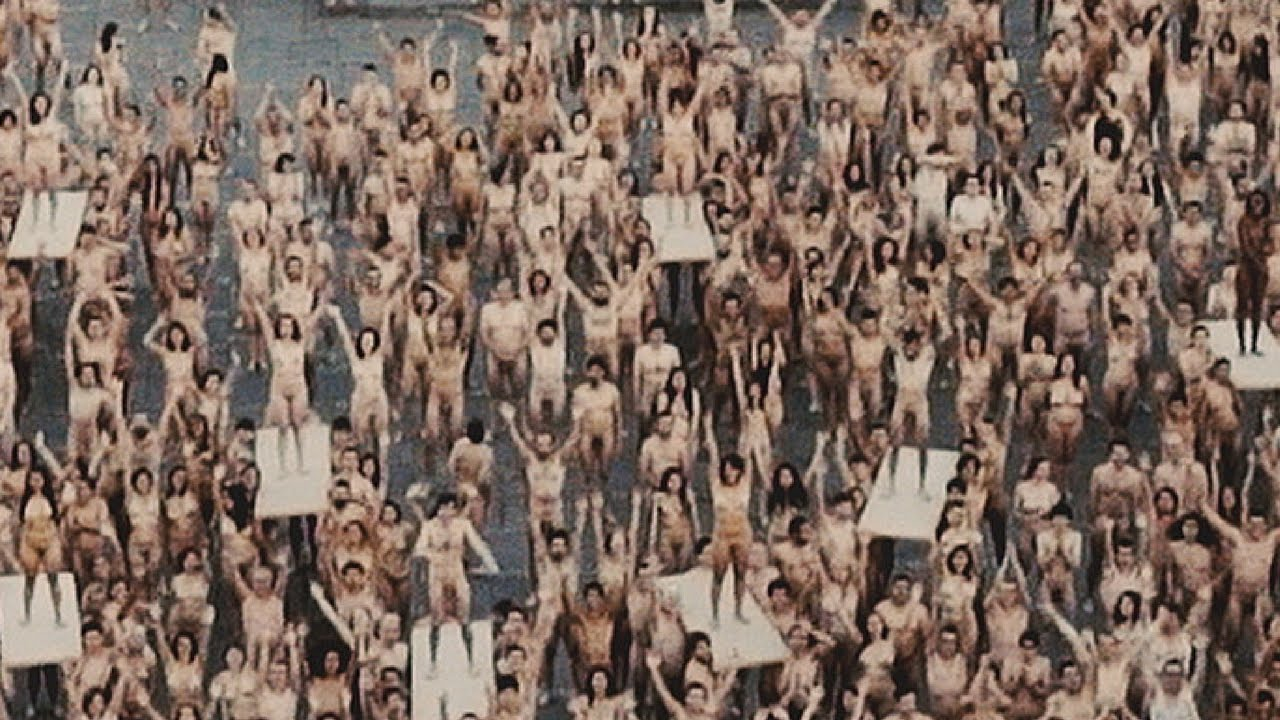 Opinion Spencer tunick nude art will