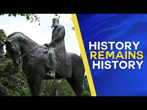 Jose Batekele: The statue of Leopold II, reflects a History and History Good or Bad, remains History