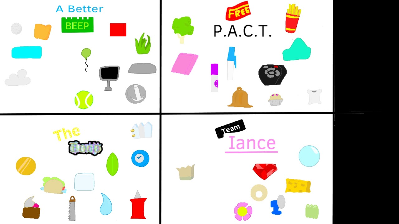 BFB prediction number 1 (Relates to Battle for Dream Island)