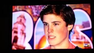 American Idol audition 1-15-14 Sam Woolf
