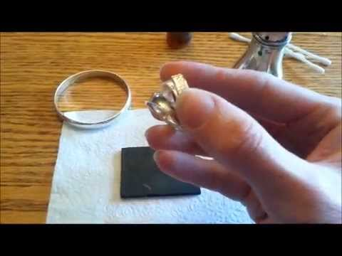 How to Test and Polish Sterling Silver 925 Jewelry Identifyi